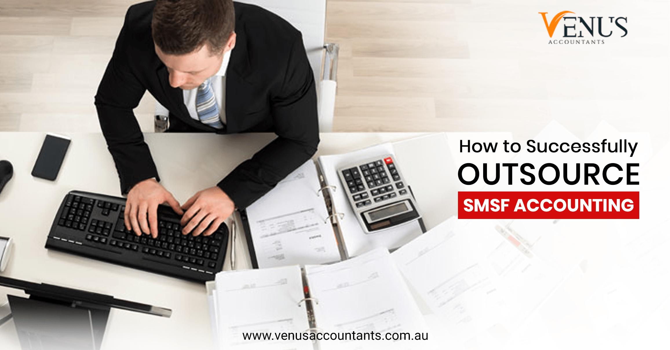 Outsource SMSF Accounting